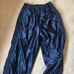 Nike tear away pants